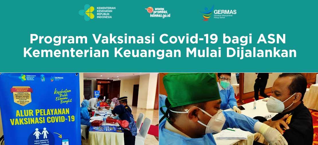Slide_Program Vaksinasi Covid-19 bagi ASN Kementerian Keuangan Mulai Dijalankan