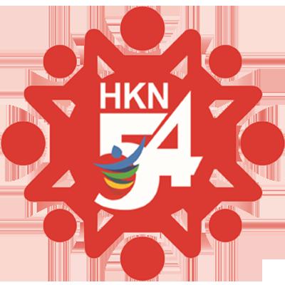 Logo HKN ke-54