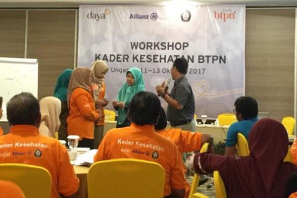 Workshop Kader Kesehatan