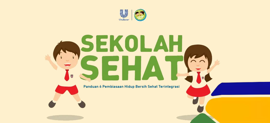 Unilever Mewujudkan Indonesia Sehat Melalui Edukasi PHBS
