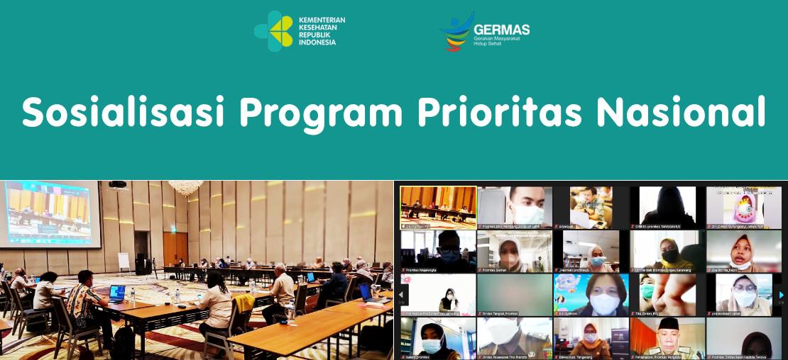 Sosialisasi Program Prioritas Nasional