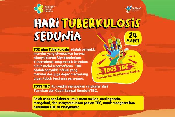 Pasien TBC Harus Lebih Waspadai Corona