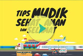 Banner : Mudik Sehat 2018