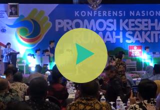 Pembukaan Konas PKRS Ke 4 -Statement Direktur Promkes, Dirjen Kesmas dan Menkes