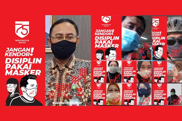 Gerakan Pakai Masker Nasional