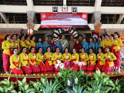 Verifikasi Lapangan PHBS di Klungkung, Bali