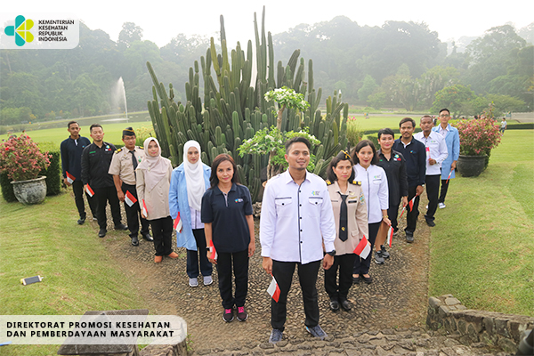 Shooting untuk Asian Games 2018 di Kebun Raya Bogor 4