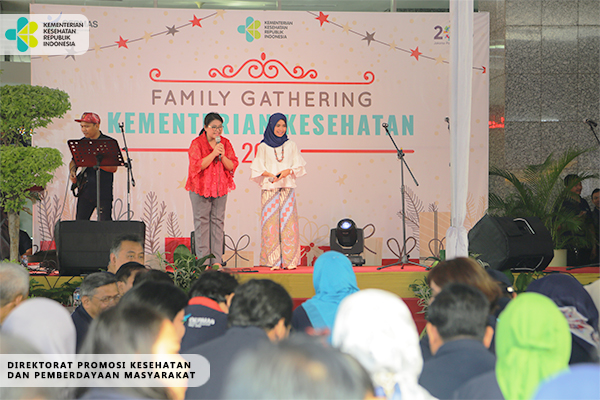Kegiatan Family Gathering Kemenkes 2