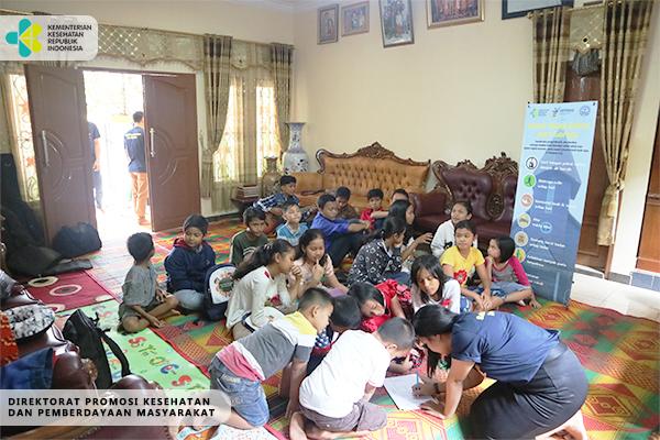 Kegiatan GERMAS Bersama Ormas PGI di Bandung 5