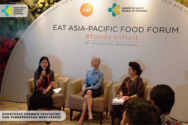 EAT ASIA PACIFIC FOOD FORUM di HOTEL SHANGRILLA 1