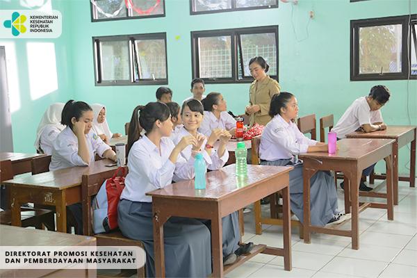 Syuting ILM di SMAN 7 Bekasi