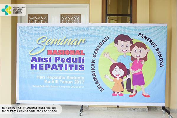 Seminar Nasional Aksi Peduli Hepatitis