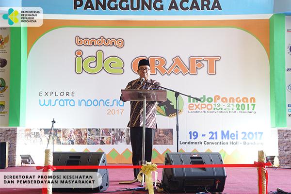 Acara Indo Pangan Expo 19-21 Mei 2017