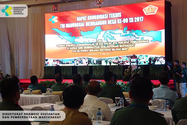 Acara TMDD di Balai Sudirman 16 Mei 2017