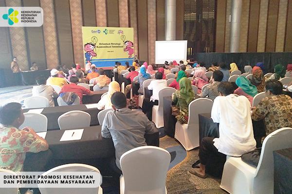 Foto Orientasi Stratkom Imunisasi Karawang 16-17 Juni 2017
