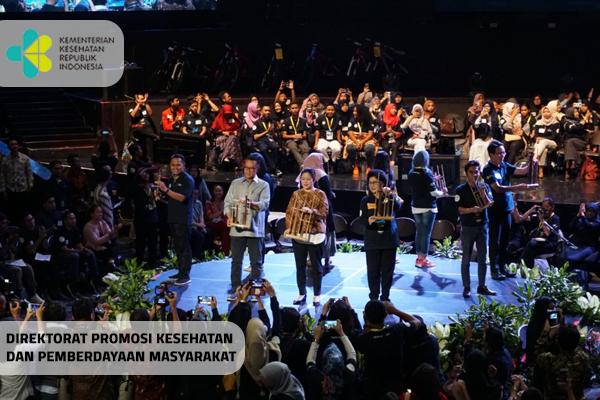 Foto Penyelenggaraan 1st National Youth Town Hall