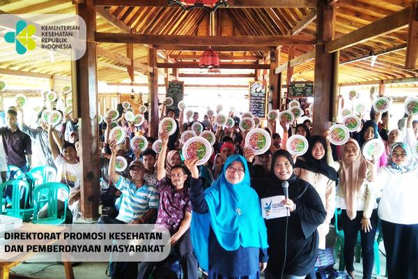 Sosialisasi GERMAS di Kabupaten Bogor Tahun 2019