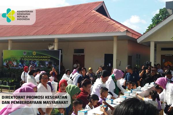 Kunjungan Kerja Ibu Negara Iriana Joko Widodo ke Maluku, Februari 2019