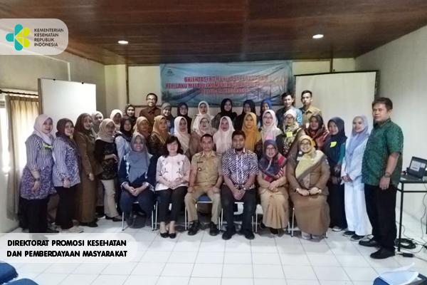 Orientasi Komunikasi Antar Pribadi Bagi Tenaga Kesehatan di Garut, 2019