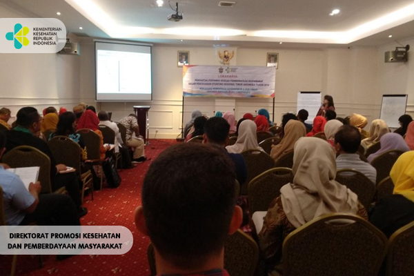 Lokakarya Posyandu Pencegahan Stunting Reg. Timur