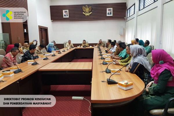 Penilaian Lomba Sekolah Sehat Provinsi Jawa Barat