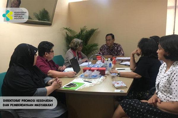 Pembahasan Startkom Inovatif Imunisasi di Papua