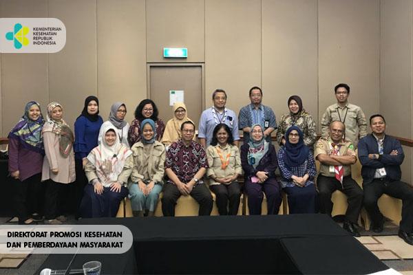 Rapat Lanjutan Peraturan Menteri Kesehatan Saka Bakti Husada
