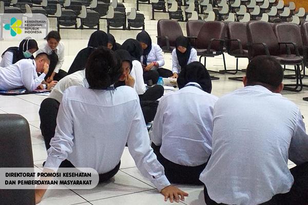 Pembekalan Nusantara Sehat Batch 13