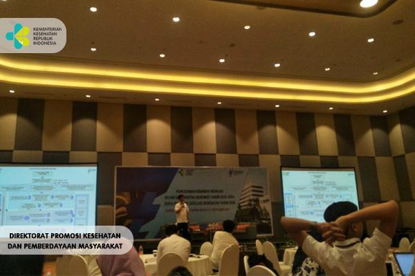 Pertemuan Kerangka Regulasi RPJMN dan Renstra Kemenkes Tahun 2020-2024