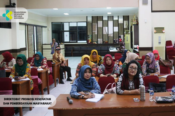 Pertemuan Serta Uji Coba Intervensi Promkes Dalam PISPK Kabupaten Gresik Jawa Timur