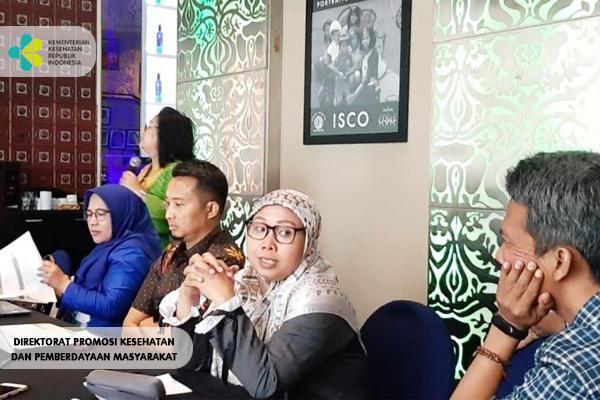 Pertemuan Standarisasi Lokakarya Fasilitator Pesantren Sehat