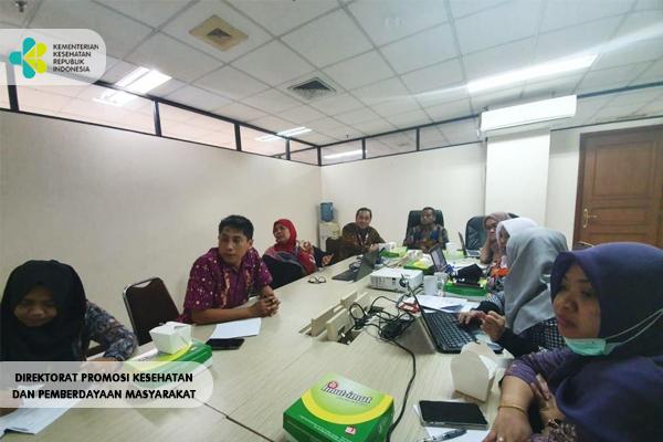 Rapat Persiapan Forkomnas Tahun 2019 di Banda Aceh