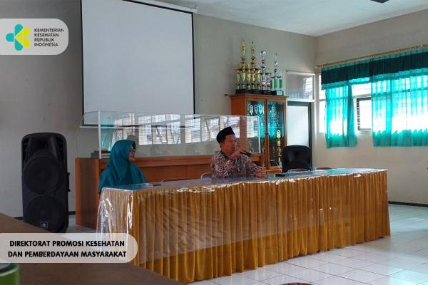 Lokakarya Pesantren Sehat di Kabupaten Cianjur