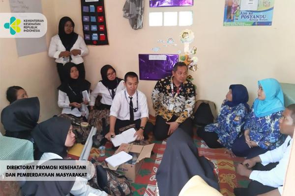 PKL Survei Mawas Diri dengan Tim Nusantara Sehat