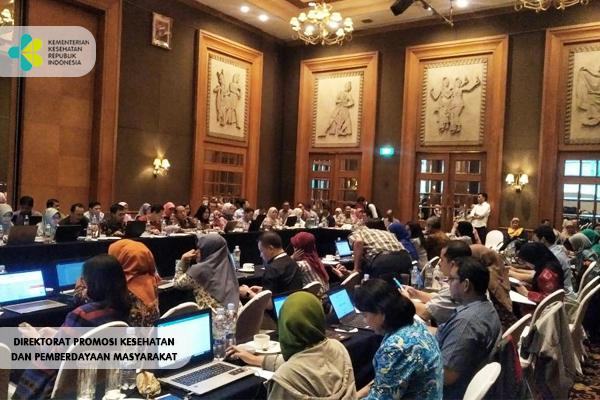 Rapat Pembahasan Draft Matrik Pembangunan RPJMN 2020-2024