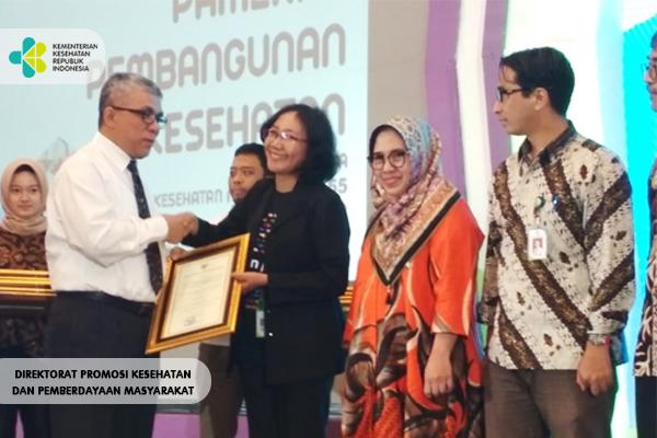 Anugerah Situs Inspirasi Sehat Indonesia 2019