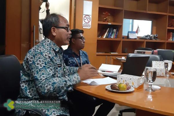 Peningkatan Kapasitas Kompetensi Relawan Tenaga Call Center COVID-19