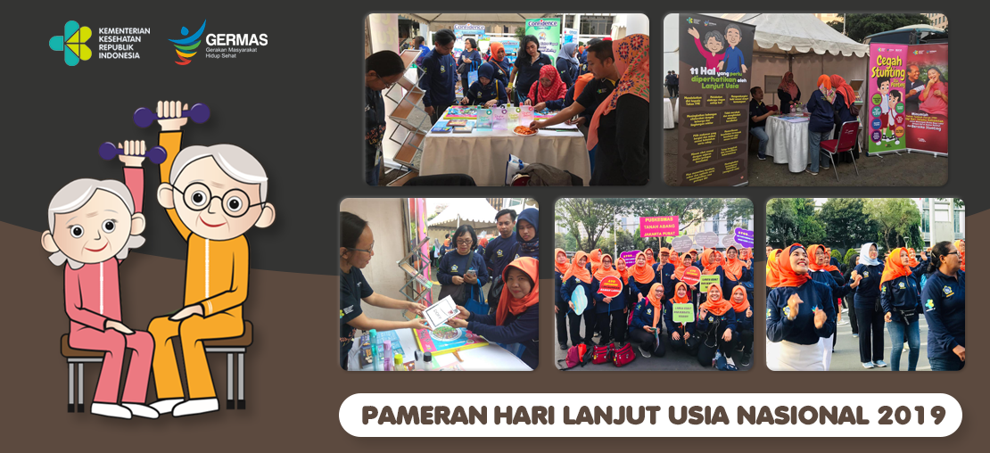 Slide_Pameran dan Edukasi Kesehatan Menyambut Hari Lansia Nasional 2019