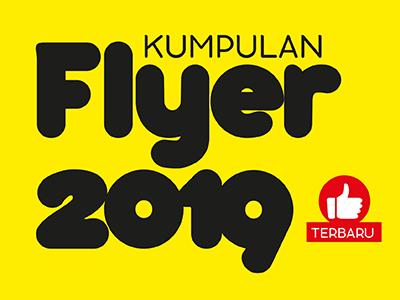 Kumpulan Flyer Promkes 2019