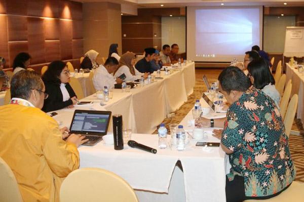 Pertemuan Lintas Sektor: Pembahasan Pedoman Pesantren Sehat