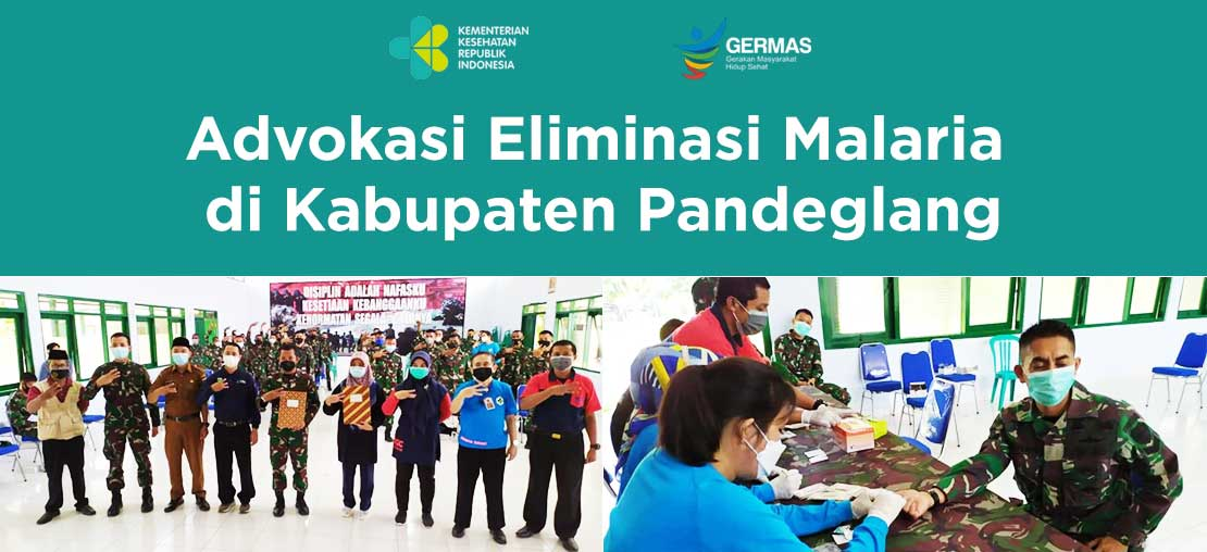 Advokasi Eliminasi Malaria di Kabupaten Pandeglang