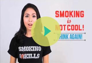 Iklan : Gerakan Smoking GoKills