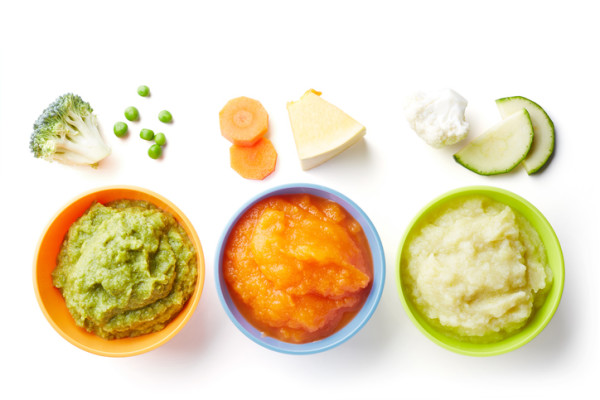 Hasil gambar untuk Makanan Pendamping ASI