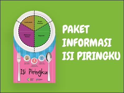 Paket Informasi Isi Piringku