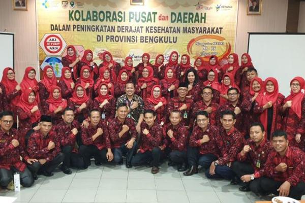 Rakontek Kesmas Provinsi Bengkulu Tahun 2019