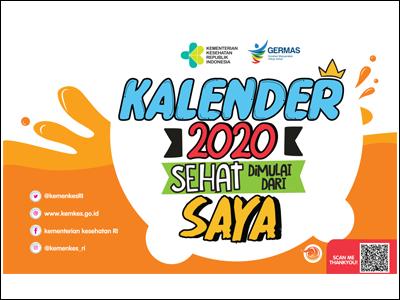 Kalender Promkes Tahun 2020
