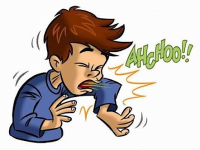 Jangan Asal Bersin Dan Batuk, Kenali Etika Bersin Dan Batuk Agar Tidak Menularkan Penyakit
