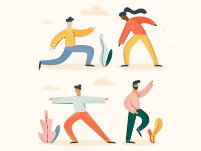 Olahraga Yoga Bisa Menurunkan Tekanan Darah Tinggi