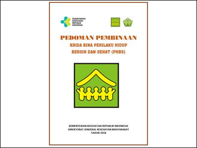 Buku: Pedoman Pembinaan Krida Bina PHBS