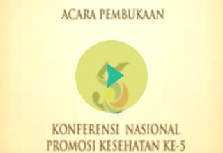 PEMBUKAAN KONAS PROMKES 2012